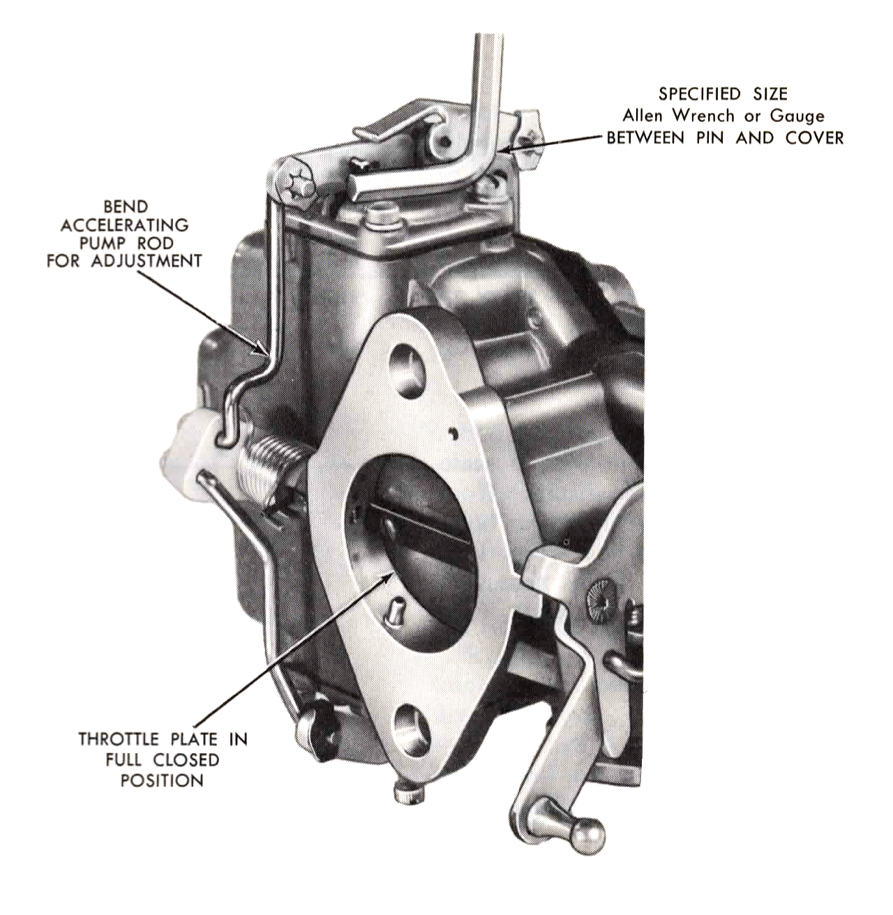 How to adjust the carburetor on a moped